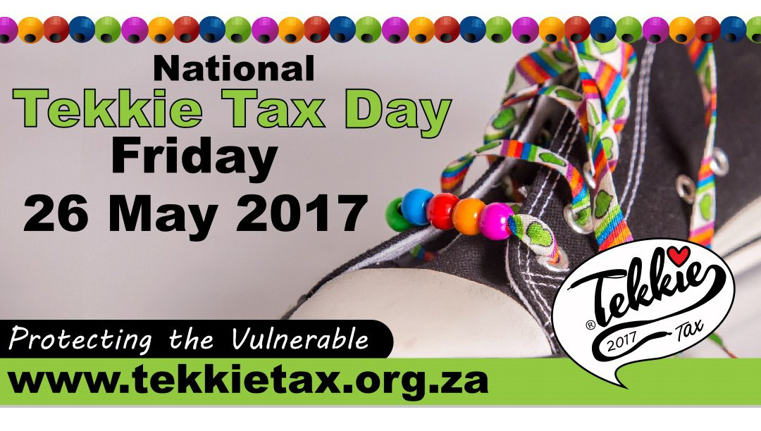 arc supporting TEKKIE TAX Day
