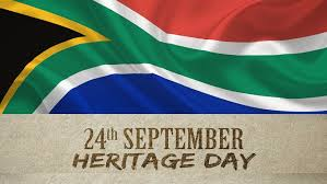 Heritage day at arc Pretoria