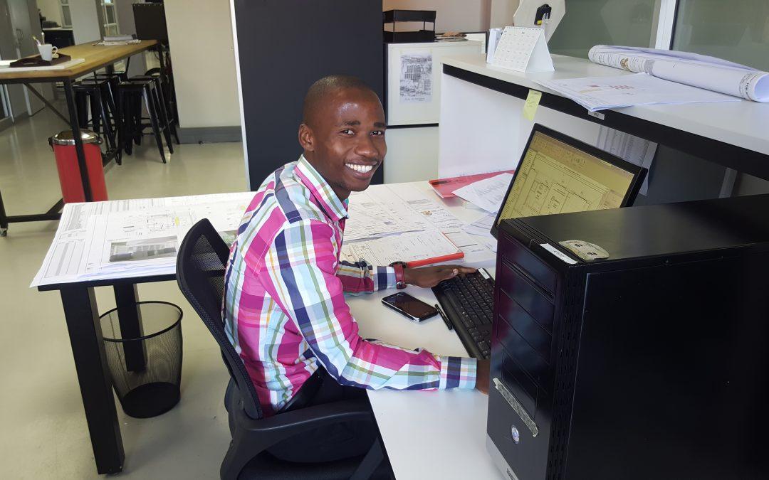Meet Sifiso Mkhabela.